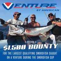 $1500 Bounty by VENTURE by AMERICAN